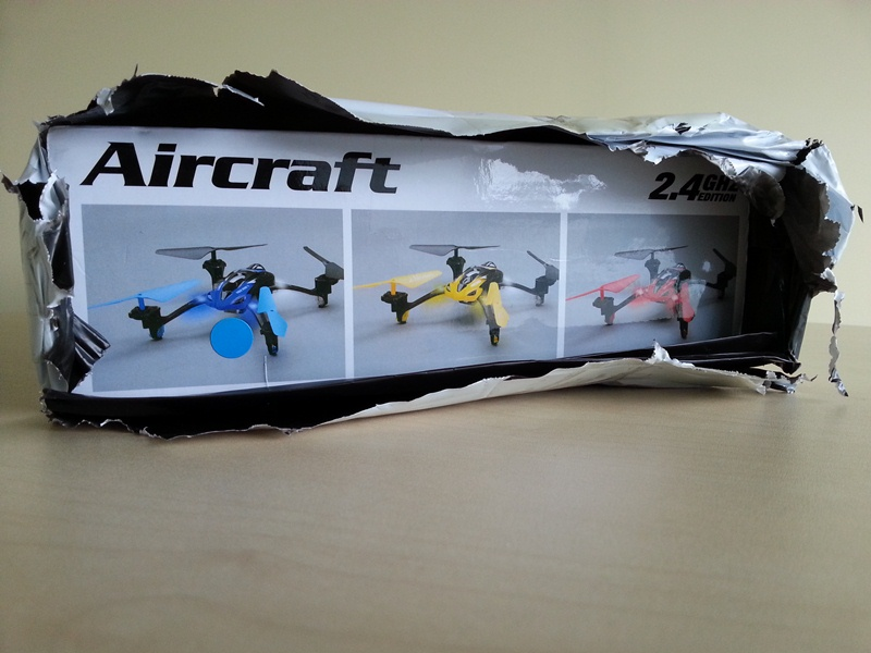 Lishitoys L6052 quadcopter