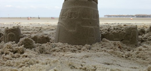 Sandcastle at Bagan Lalang