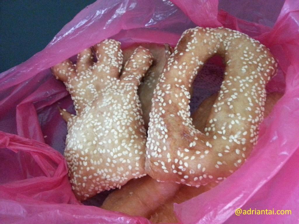 Youtiao hand