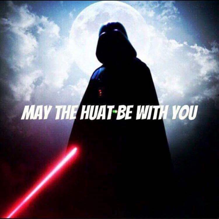 CNY 2016 - May The Huat Be With You