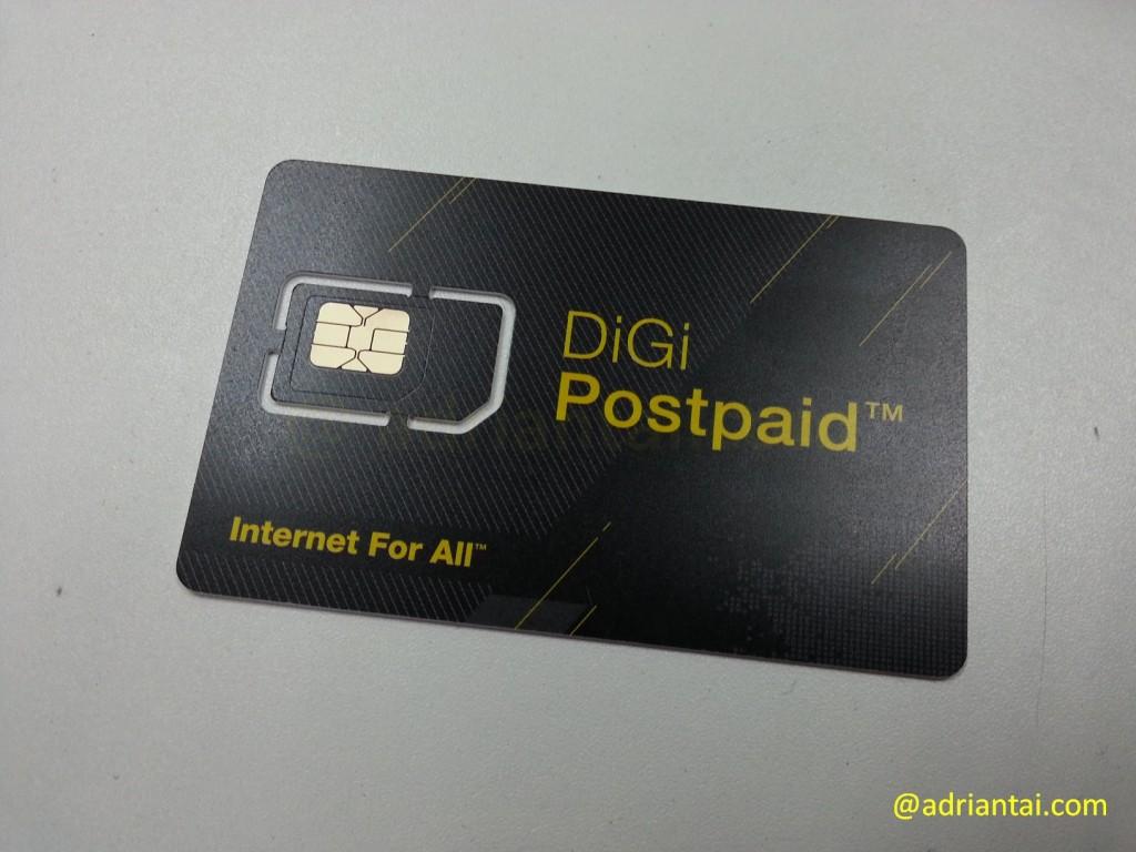 DIGI SIMcard