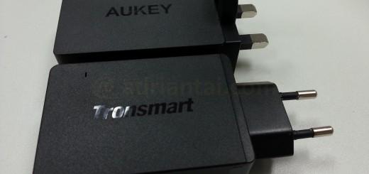 Aukey vs Tronsmart