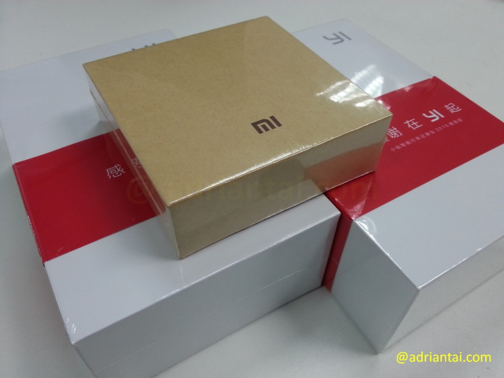 Xiaomi and Yi goodies
