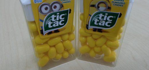 Banana Tic Tac