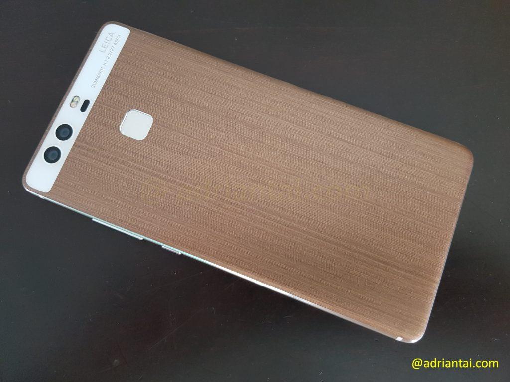 Huawei P9 skinned