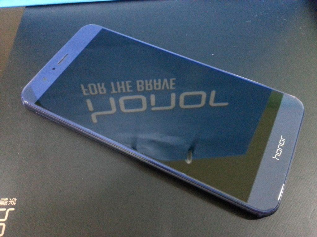 Hello honor 8 Pro